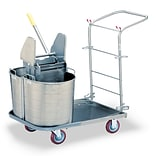 Royce Rolls CANB Series 38 Tapered Double Tank Mopping Unit; 9 Gal
