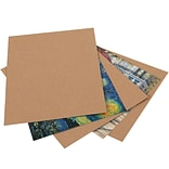Brand Heavy Duty Chipboard Pads 9 x 12 640 per Pack