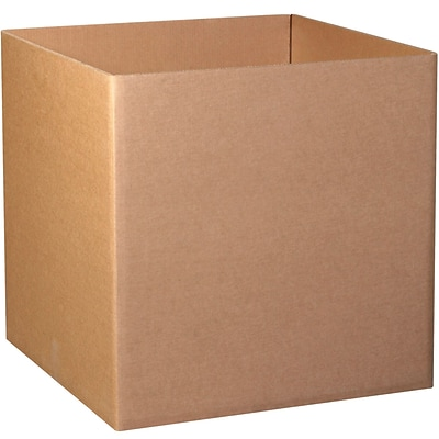 40x40x40 Shipping Box, 275#/ECT, 5/Bundle (GL404040TW)