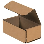 Partners Brand Corrugated Mailers, 8 x 3 x 2, Kraft, 50/Bundle (M532K)