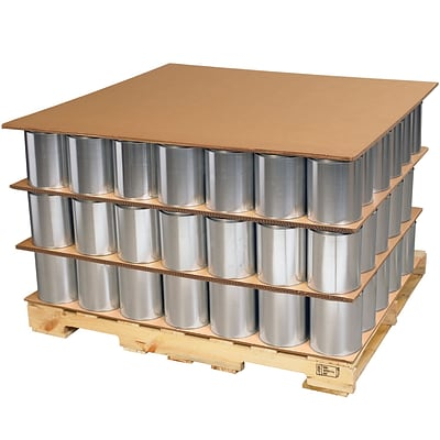 Triple Wall Corrugated Sheets, 48 x 72, 5 per Bundle (SP4872TW)