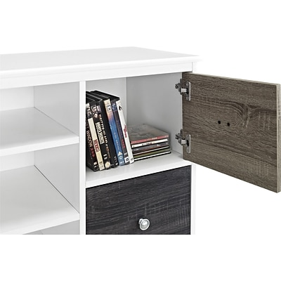 Altra Furniture 1739096 47.5 Engineered Wood TV Console, White