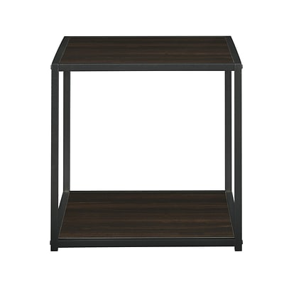 Altra Furniture 5071196PCOM Engineered Wood End Table, Espresso