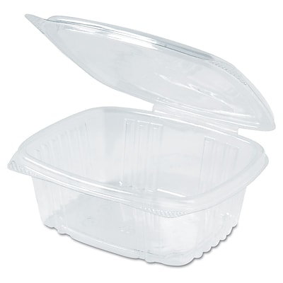 GENPAK Clear Hinged Deli Container