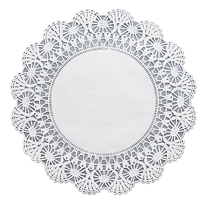HOFFMASTER Lace Doilies 12