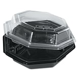 PACTIV REGIONAL MIX CNTR Octagon Hinged Carryout Container