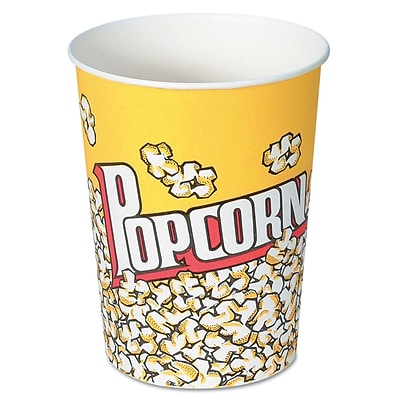 SOLO CUP COMPANY Popcorn Cup