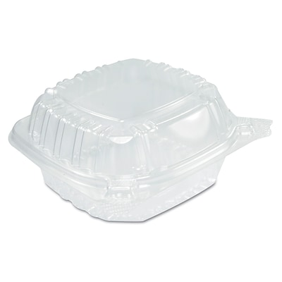 DART CONTAINER CORP Hinged Clear Containers