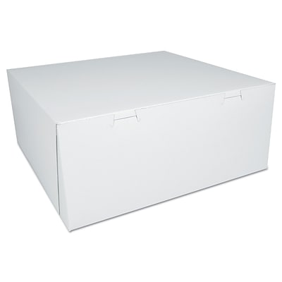 SOUTHERN CHAMPION Tuck-top Bakery Boxes, 6 x 14
