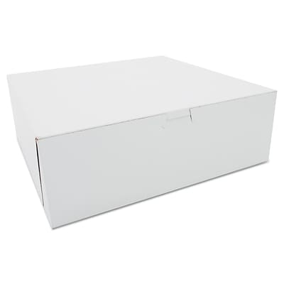 SOUTHERN CHAMPION Tuck-top Bakery Boxes, 4 x 12