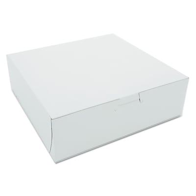 SOUTHERN CHAMPION Tuck-top Bakery Boxes, 2.5 x 8