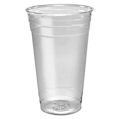 DART CONTAINER CORP Ultra Clear Cold Cups, 24 Oz.