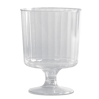 WNA AMERICAN PLS MASS WH Classic Crystal Pedestal Wine Glass