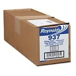 Reynolds ® Foodservice Plastic Film 937; Pre-Cut 14(W) x 14(L); 1200 Sheets/Roll