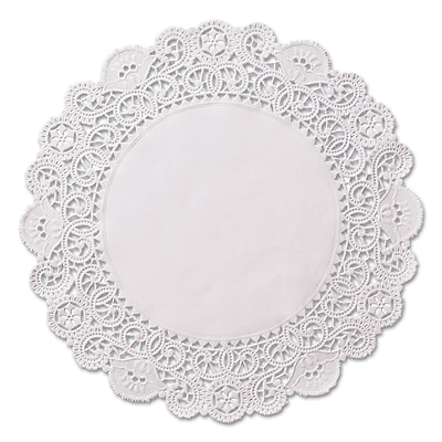 HOFFMASTER Lace Doilies Brooklace 6