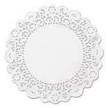 HOFFMASTER Lace Doilies Brooklace 4