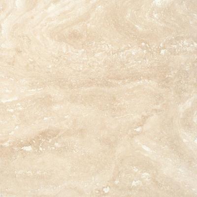 "MSI Tuscany Ivory 3"" x 6"" Travertine Subway Tile in Honed, Filled and Beveled Beige"