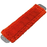 Unger Microfiber Mop Head in Red