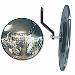 See All Industries 160 Degree Convex Security Mirror, 26 Dia.