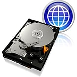 WD® SATA Internal Hard Drive; 500GB, Black