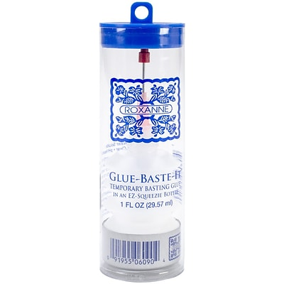 Colonial Needle Roxanne™ Glue Baste It Basting Glue, 1 oz.