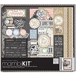 Me & My Big Ideas Boxed Album Kit, Lacey Charm, 12 x 12