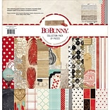 Bo Bunny Star-Crossed Collection Kit, 12 x 12