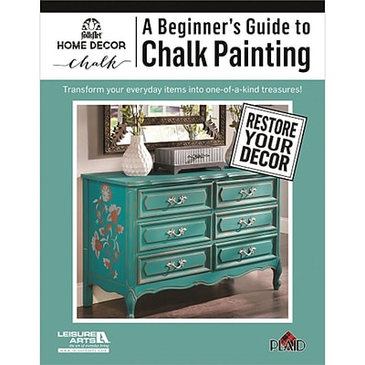 A Beginners Guide to Chalk Painting
