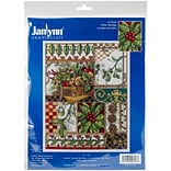 Janlynn® Winter Montage Counted Cross Stitch Kit, 11 x 14