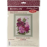 Riolis Sweet William Counted Cross Stitch Kit, 9 1/2 x 11 3/4