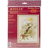 Riolis White Cockatoo Counted Cross Stitch Kit, 11 3/4 x 15 3/4
