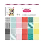 American Crafts™ Best Of Pink Paislee Paper Pad, 12 x 12, 180 Sheets