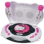 Hello Kitty® CD Karaoke System/CD Player
