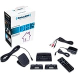 SiriusXM® Black Dock & Play Home Kit