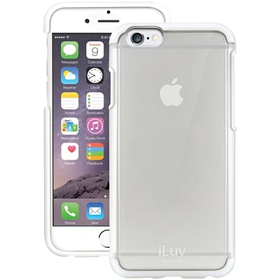 iLuv® Vyneer Case For 5.5 iPhone 6 Plus, White