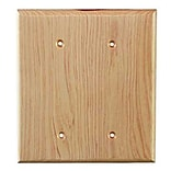 Sierra Lifestyles Traditional - 2 Blank Unfinished; Tennessee Aromatic Cedar