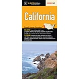 Universal Map California State Fold Map