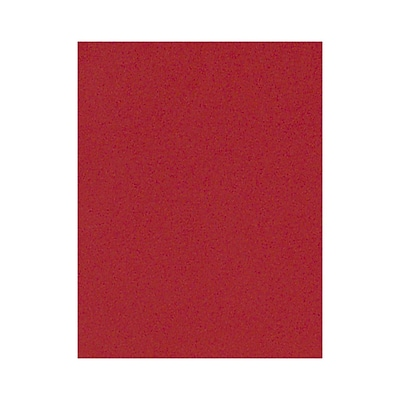 Lux Cardstock 8.5 x 11 inch, Ruby Red 500/Pack