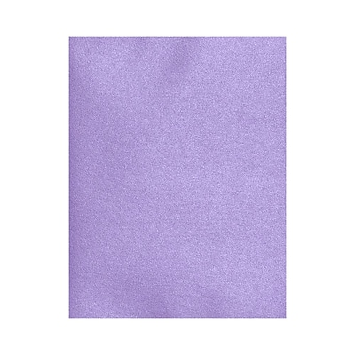 Lux Papers 12 x 18 inch Amethyst Purple Metallic 1000/Pack