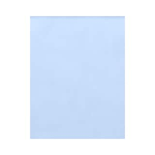 Lux 12 x 18 inch Baby Blue Paper