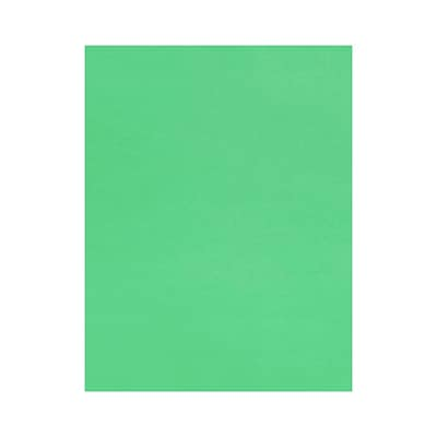 Lux Cardstock 8.5 x 11 inch Bright Green 50/Pack