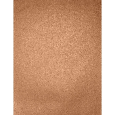 Lux Cardstock 12 x 18 inch Copper Metallic 1000/Pack