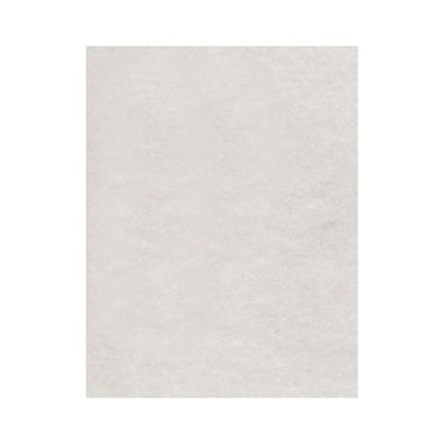 Lux Cardstock 8.5 x 11 inch Gray Parchment 1000/Pack