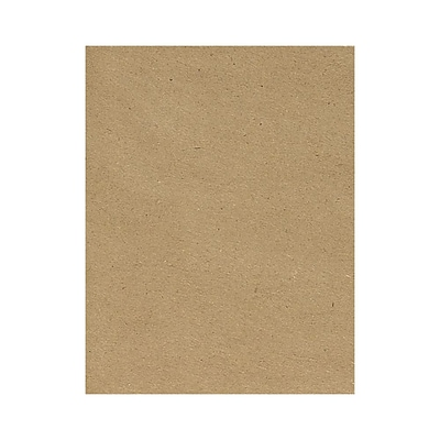 Lux Papers 8.5 x 11 inch Grocery Bag 50/Pack