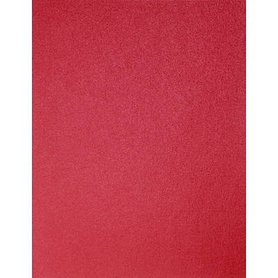 Lux Paper 12 x 18 inch Jupiter Metallic Red 500/pack