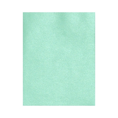 Lux Papers 12 x 18 inch Lagoon Metallic 1000/Pack