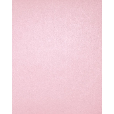 Lux Paper 8.5 x 11 inch Rose Quartz Pink Metallic 1000/Pack