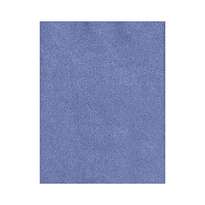 Lux Papers 8.5 x 11 inch Sapphire Metallic 50/Pack