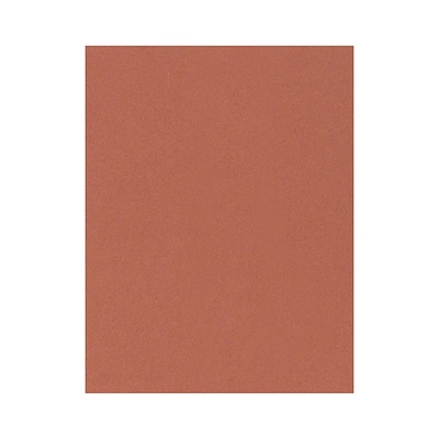 Lux Cardstock 13 x 19 inch Terracotta Brown 500/pack