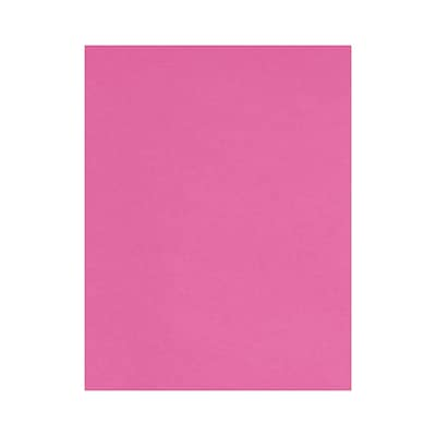 Lux Papers 8.5 x 11 inch Bright Fuchsia 50/Pack